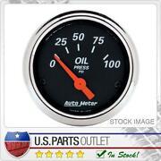 2 1/16 Oil Pressure Gauge