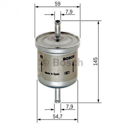 BOSCH Fuel filter 0 450 905 976