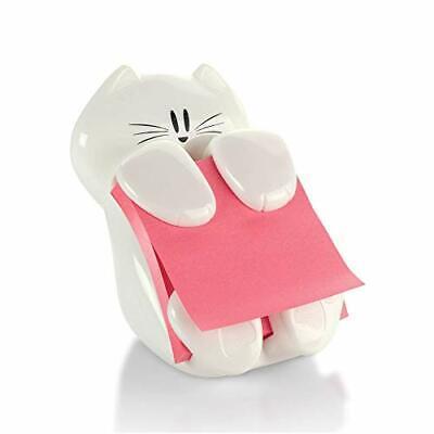 Post-it Pop-up Note Dispenser Cat Design 3x3 In 1 Dispenserpack Cat-330