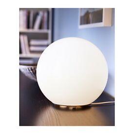 3 Ikea FAO table lights/lamps
