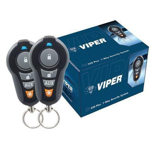 Viper 350 Plus  Car Alarms  U0026 Security