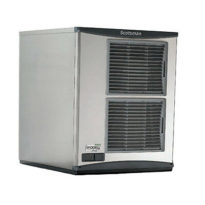 Scotsman F1222a-3 1000 Lbday Air Cooled Prodigy Plus Flake Style Ice Maker