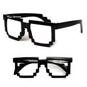 8 Bit Glasses
