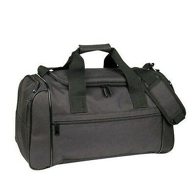 "20"" Duffle Duffel Bag Deluxe Sports Travel Gym Bag Luggage C"