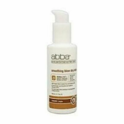 Abba Smoothing Blow Dry Lotion 5.1 oz