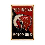 Red Indian Oil