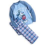Mens Mickey Mouse Pajamas