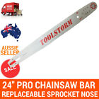 """Chainsaw Guide Bars 16.1-24"""" Guide Bar"""