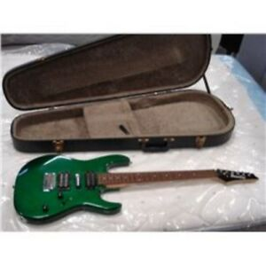 IBANEZ GIO ELECTRIC GUITAR IN HARD CASE FOR $168