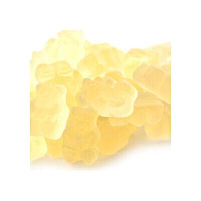 SweetGourmet White Pineapple Gummi Bears   Bulk Gummy   Dairy, GMO, Gluten Free - White Gummy
