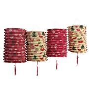 Christmas Paper Lanterns
