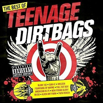 Best Of Teenage Dirtbags - Various Artists Blink 182, Sum 41, Weezer - NEW
