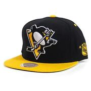 Mitchell and Ness Snapback Penguins