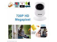 Sricam Wireless Wifi HD IR-Cut Network IP Camera CCTV Webcam 720P Night Vision