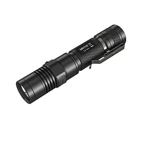 Nitecore Taschenlampe Mh10 Aufladbar