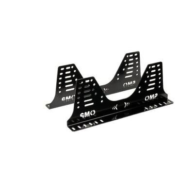 OMP Racing HC923 Steel Seat Bracket (36 Hole) - 495mm. Length, 3mm. Thickness