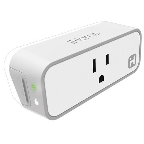 iHome iSP6 SmartPlug Off-White ISP6WC4