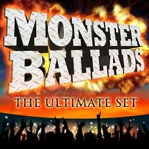 Monster Ballads  4 CD set...As Seen On TV....great set!!!!