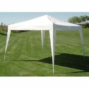 Palm Springs Marquee 3m x 3m EZ Pop-UP Gazebo - White Currans Hill Camden Area Preview