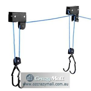 Garage Ceiling Storage Kayak Hoist Bike Lift Sydney City Inner Sydney Preview