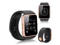 2018 Newest GT08 Bluetooth Smart Watch NFC Wrist Phone Mate For iPhone/Android - NEW IN BOX