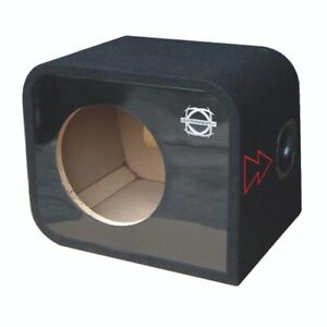 Bassworx RP10RG Sealed Box for 10in Subwoofer-NEW IN BOX