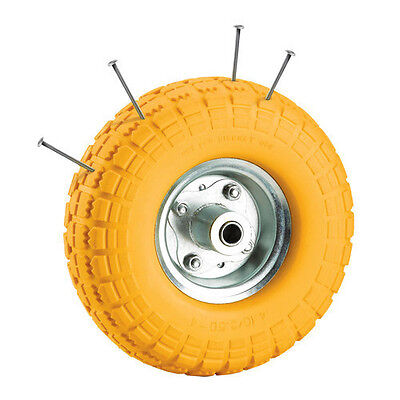 Clarke Puncture Proof Wheel (265mm) PF265 for Sack Truck / Barrow