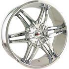 Chevrolet SSR Chrome Wheels