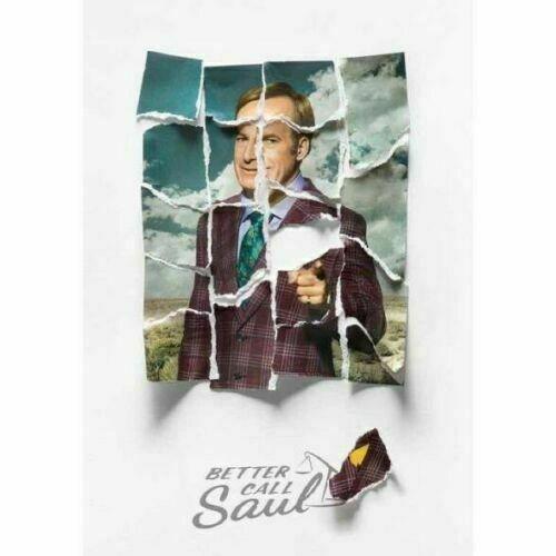 Better Call Saul Season 5 (3-Disc DVD) Brand NEW