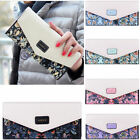 Clutch Wallets for Women with Phone Holder
