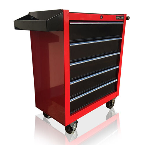 376 us pro red black tools affordable chest tool box. Black Bedroom Furniture Sets. Home Design Ideas
