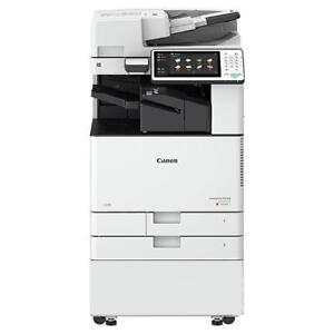 Only 6k Pages REPOSSESSED Canon imageRUNNER Advance IRA C3525i Color Multifunction 11x17 Photocopier