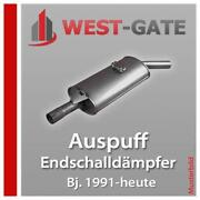 Peugeot 106 Auspuff