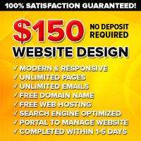 $150 ❌GRAPHICS/WEB DESIGNER ❌NO PAYMENTS until 100% SATISFIED