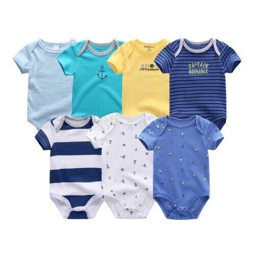 Unisex Newborn Baby Rompers Clothing New
