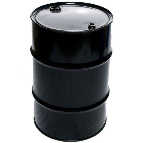 55 Gallon Closed-Head UN Rated Steel Drum with Steel Screw Cap