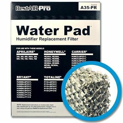 Replacement Whole House Humidifier Filter Pad For Aprilaire