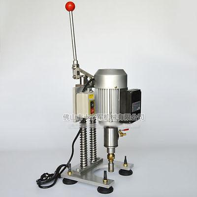 New Small Hand Glass Drilling Machine Mini Glass Punching Reamer Machine T