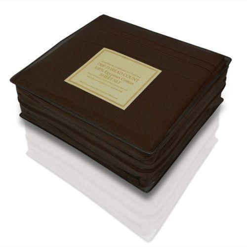 1500 Tc Egyptian Cotton Sheets Ebay