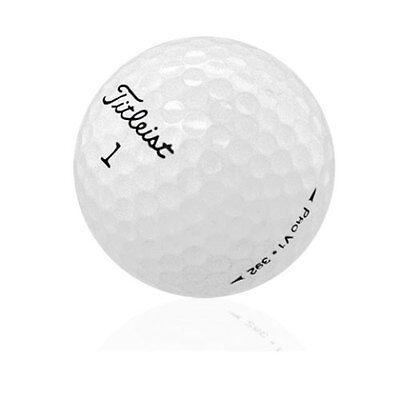 120 Titleist Pro V1 392 Near Mint Used Golf Balls AAAA