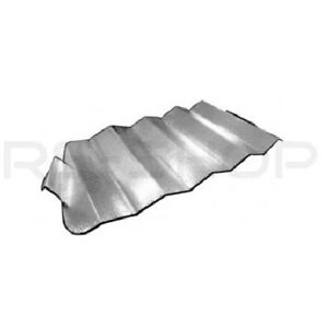 Quality Aluminium Windscreen Cover Protector Frost/Ice/Snow/Heat for Car Van