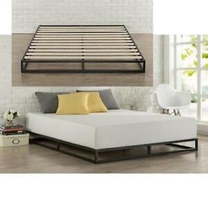 "Zinus 6"" Platform Low Profile Bed Frame Availaible Sizes Twin / Full / Double / Queen / King"