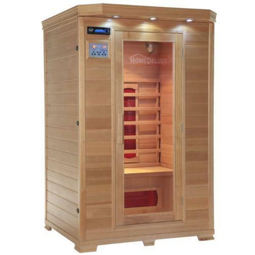 infrarot sauna g nstig online kaufen bei ebay. Black Bedroom Furniture Sets. Home Design Ideas