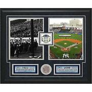 Yankee Stadium Game Used