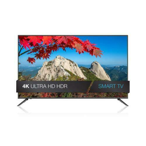 "JVC LT-43MA877 43"" 4K Ultra High Definition (3840 x 2160) Smart TV"