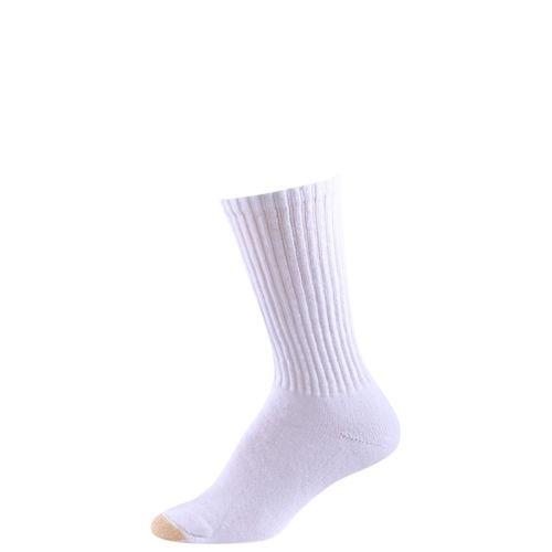 Womens Gold Toe Socks White | eBay