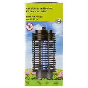Tue Grille Moustique Insecte Electrique 220v 230v Lampe Uv