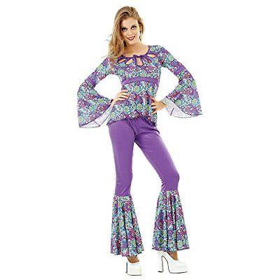 Disco Diva Women's Halloween Costume Foxy 70's Night Fever Funky Boogie Dancer