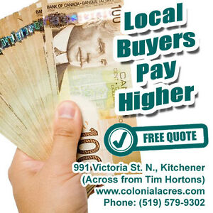 Colonial Acres Jewellery - We Are Buying & Selling Gold & Silver Kitchener / Waterloo Kitchener Area image 2