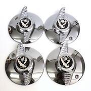 Wire Wheel Center Caps